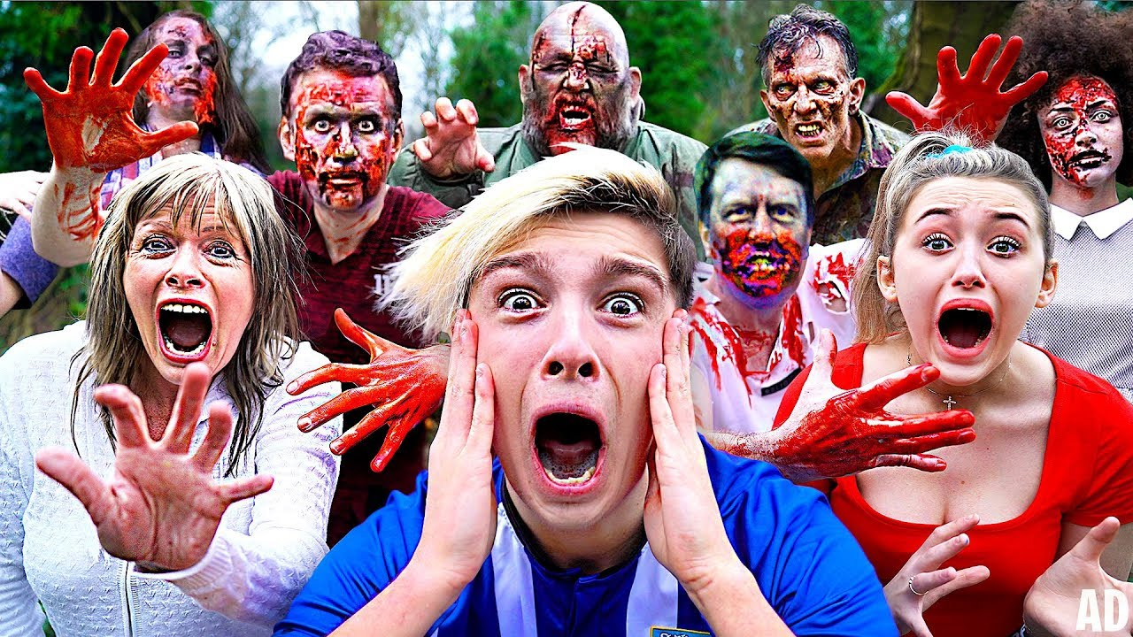 Last To Survive Zombie Apocalypse Wins $100,000 ...