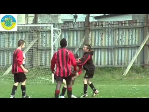 2014 Northern Ireland Schools FA Cup Finals highlights