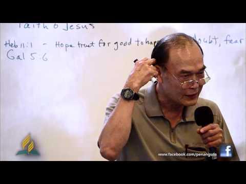 The Next Life Series: Bible Study 09 The Faith of Jesus