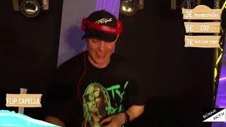 Flip Capella   Live Stream DJ Party Mix   Austria Goes Sofa   9 min quick Drop Edit