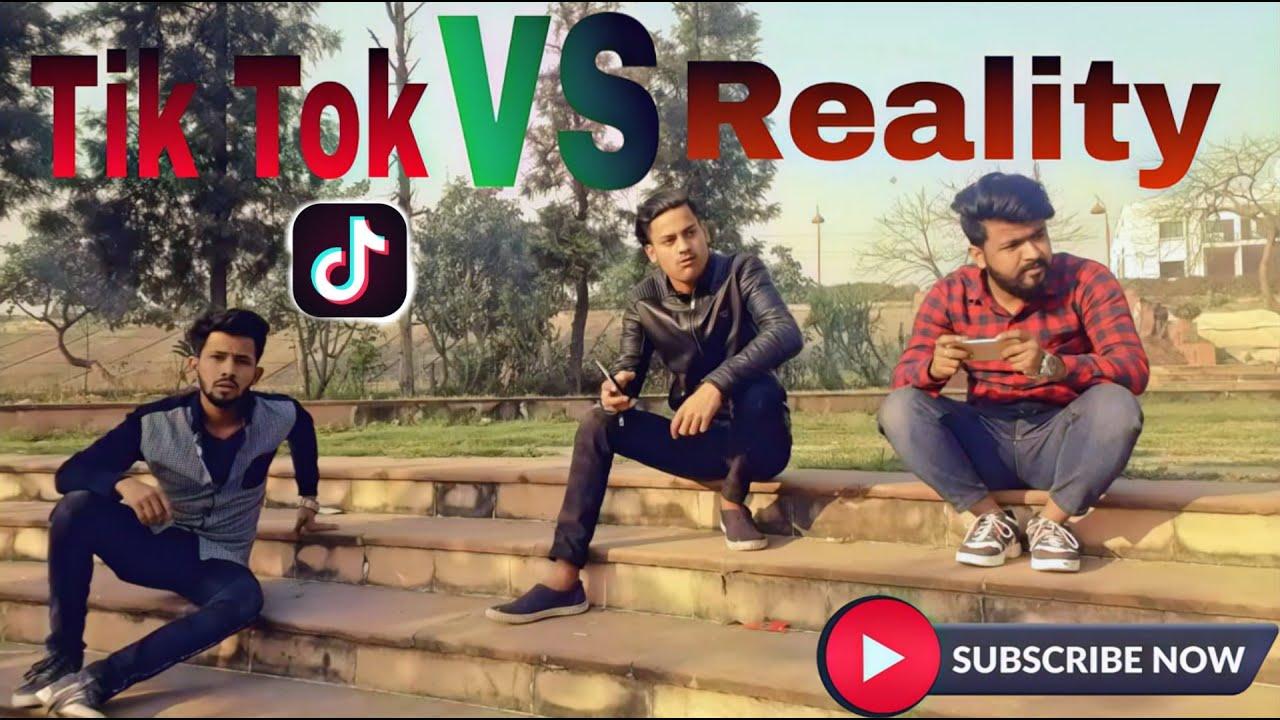 Tik Tok vs. Relity - YouTube