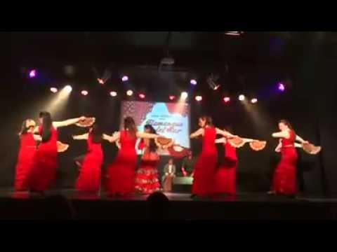 """Lorena Rodriguez presenta """"Flamencas del sur"""""""