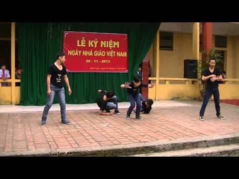 Trường THCS Bạch Hạc-Hoạt động chào mừng ngày nhà giáo Việt Nam