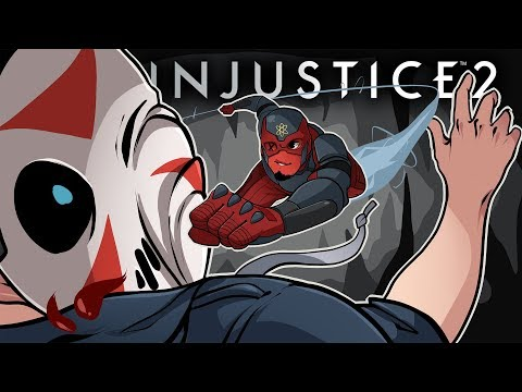 THE ATOM AIN'T PLAYING AROUND! | Injustice 2 (vs H2O Delirious)