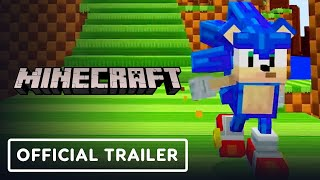 Minecraft x Sonic The Hedgehog Crossover - Official Trailer