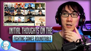 A Step in the Right Direction|Fighting Games Roundtable Impressions