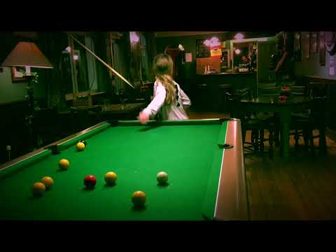 A Game Of Pool Down The Local Pub  With Frankie