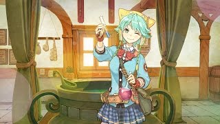ATELIER SHALLIE - SYNTHESIS (SHALLOTTE) GAMEPLAY