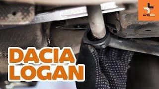 Riparazione DACIA LOGAN fai da te - guida video auto