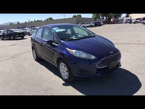 2016 Ford Fiesta Reno, Carson City, Northern Nevada, Roseville, Sparks, NV GM128864T