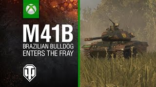 M41b Brazilian Bulldog Trailer