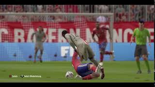 FIFA Mueller foul