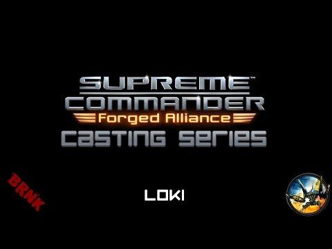 High Rank Builds! (Ladder Cast) - Supreme Commander: Forged Alliance
