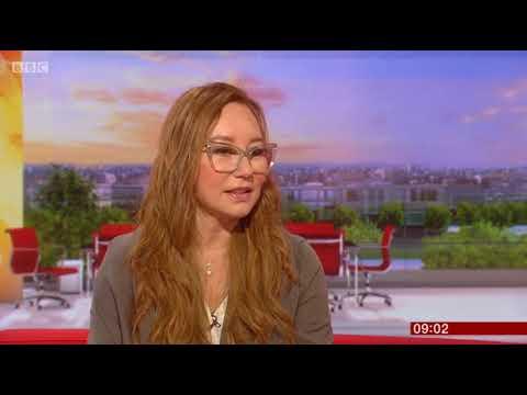 Tori Amos - BBC Breakfast (September 13 2017)