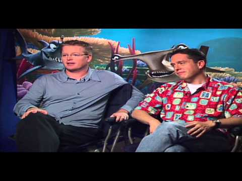 Finding Nemo: Andrew Stanton and Lee Unkrich Interview Part 1 of 3