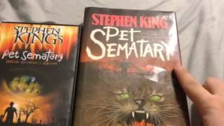 Stephen King Book Review : Pet Sematary