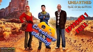 Unearthed Trail of Ibn Battuta 2014 - Episode 1 Full - Gameplay [PC] [Full HD]