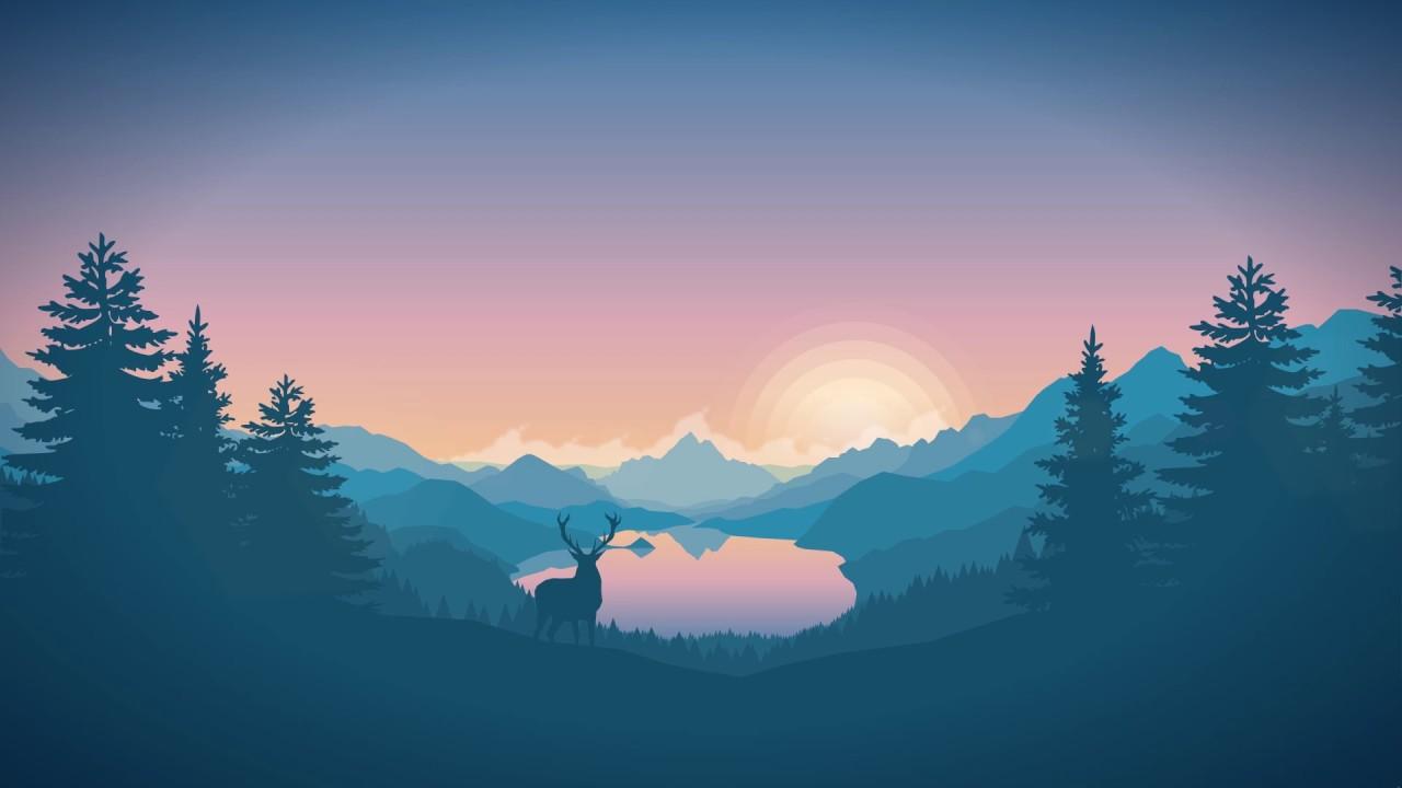Amazing Landscape- Wallpaper Engine - YouTube
