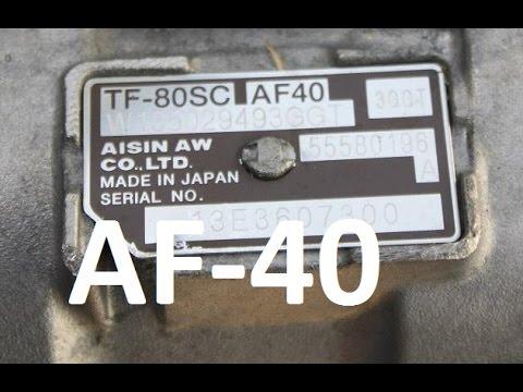 Resultado de imagen para AISIN TF80