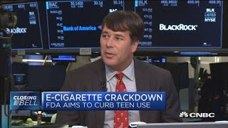 Why tobacco stocks are rallying on FDA e-cig crackdown