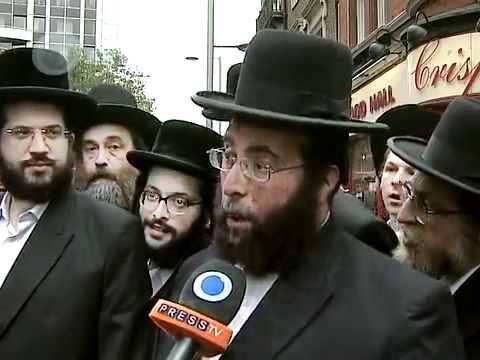 Jews against Zionism -True Torah Jews