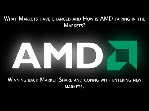 Is AMD a Real Player in GPU and CPU markets now?