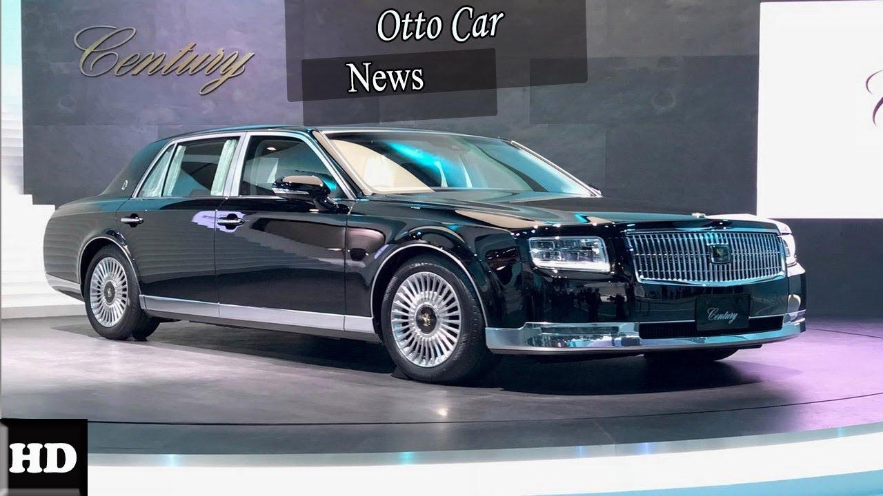 Hot News Toyota Century 2018 Old School Luxury Car Spec Price