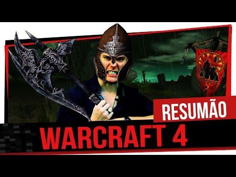 Resumão - Warcraft 4, Microsoft devolve COD, Final Fantasy XV pro PS1 e muito mais!