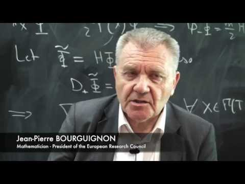 Interview at CIRM : Jean-Pierre BOURGUIGNON, President of the European Research Council