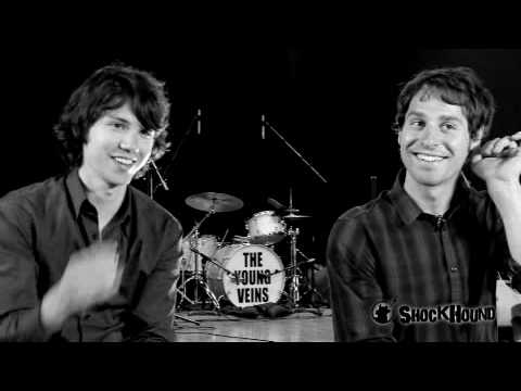 ShockHound - Shock TV - Interview: The Young Veins