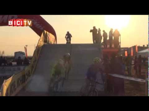 Francis Mourey e Eva Lechner vincono il 12° Ciclocross del Ponte