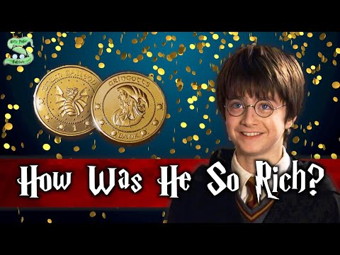 The Truth About Harry Potter's Wealt