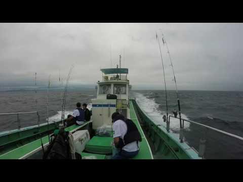 tochigi grupo de pesca na captura do shiira 6