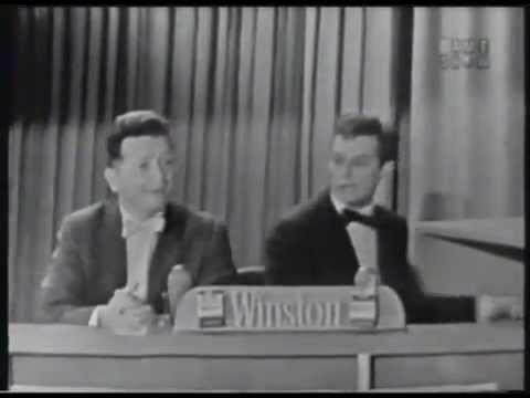 Allan Sherman's last episode as producer (IGaS 6/11/58, 2 of 2)