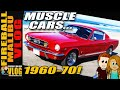 MUSCLE CARS of the 1960's - FMV306