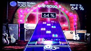 Rock Band 2 Expert Guitar - CUZ U R NEXT Solo FC