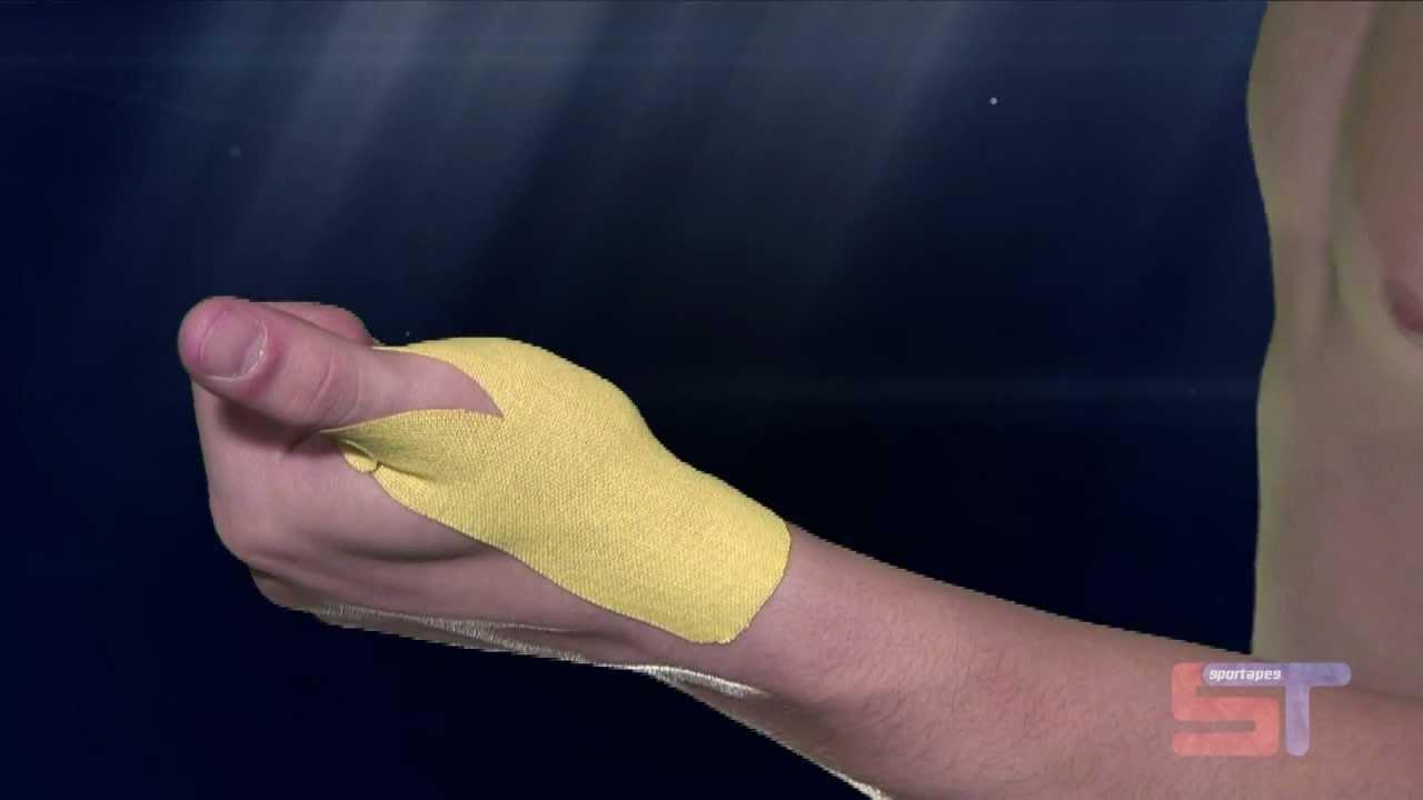 dolor muñeca dedo pulgar