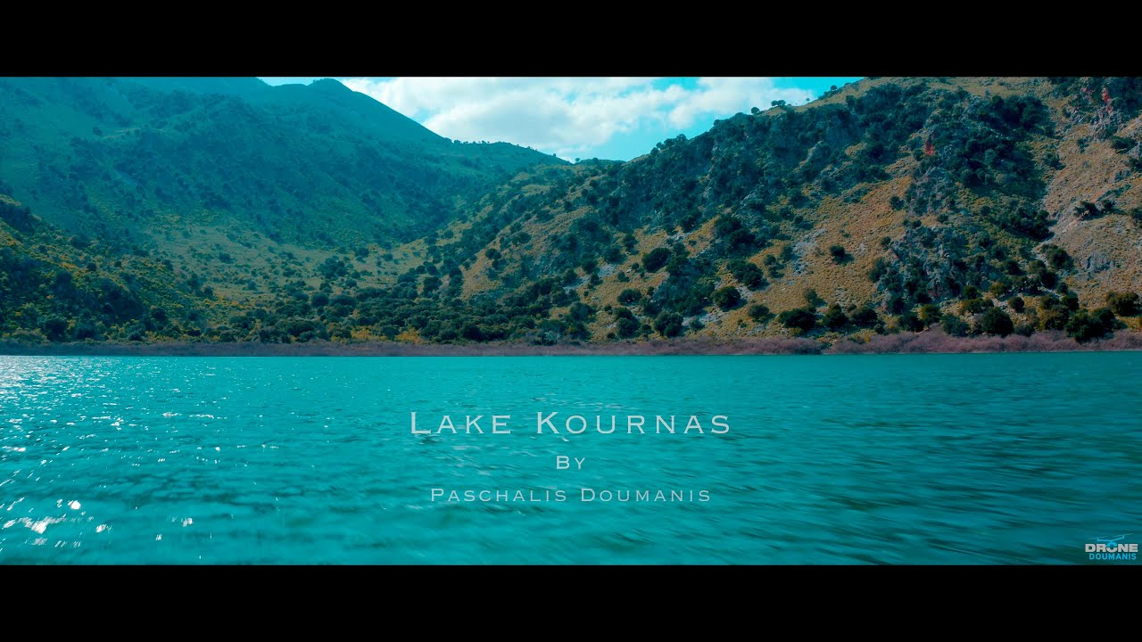 Lake Kournas, Greece | A Nature's Film | 4K
