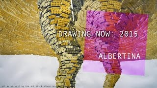 theartVIEw - DRAWING NOW: 2015 at ALBERTINA
