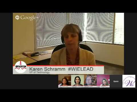 """Leading Innovation: Creating Transformative Technologies"", Google+ Hangout presented by Broadcom"