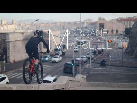 Morgane Ride Dans Marseille