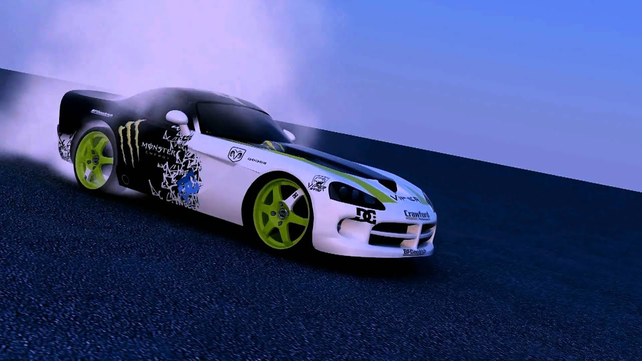 ... Monster Energy Dodge Viper SRT V Fantasy Snake Car 2013 | El Tony ...