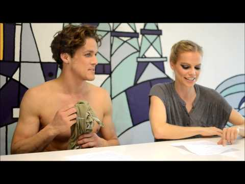 Mircea Monroe Interviews Billy Snow for BridgetMarieMagazine.com