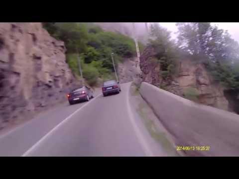 BMW 1200 GS - Kandevan to Urmia - Iran