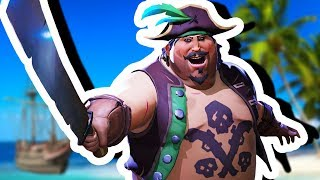 FAT MAN-CHILD TRIES TO BECOME A PIRATE! (ends in failure)
