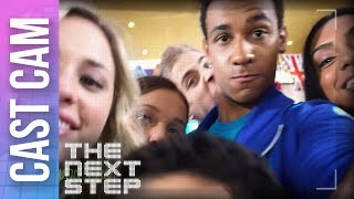 The Next Step - Cast Cam: Devon & Jordan