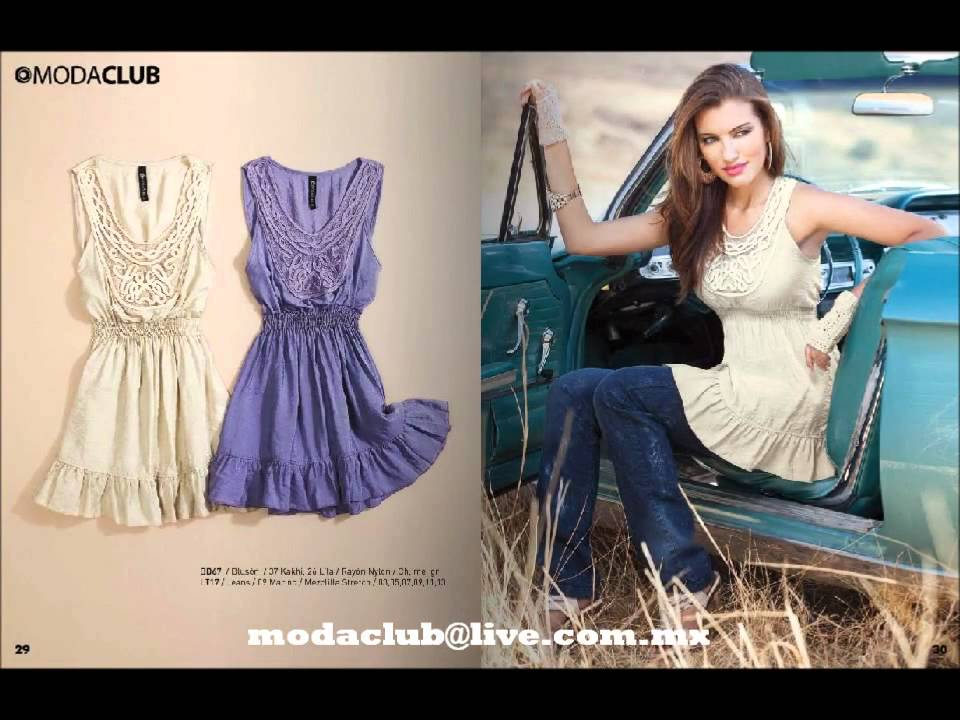 Moda club intermedios primavera verano 2011 venta x for Catalogo bricoman elmas 2017