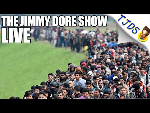 Refugee Ban Implemented By Obama In 2011   -- LIVE Jimmy Dore Show