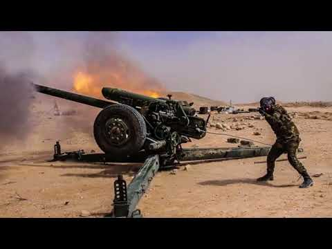 Entire Members of Terrorist Group Killed in Syrian Army's Heavy Fire in Eastern Damascus