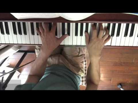 no no darlin Chage & Aska piano cover with chord progression
